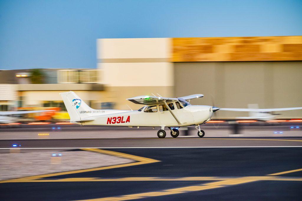 Leopard Aviation is the Premier Flight School in Arizona